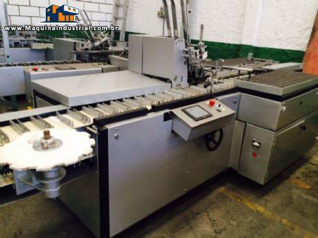 Encartuchadeira automática horizontal fabricante Fabrima - N