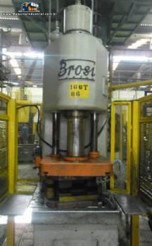 Prensa hidráulica tipo C Brosi