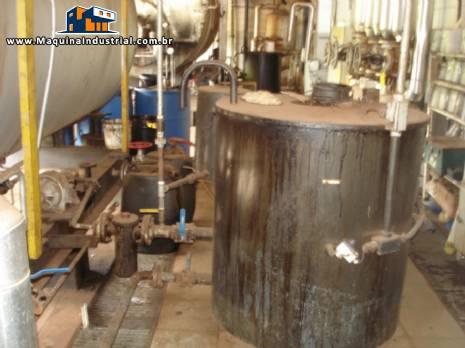 Caldeira de vapor / Gerador de vapor