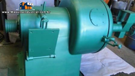 Centrifuga aço inox com parte aço carbono