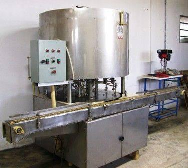 Envasadora automática rotativa marca LCB 1000 ml