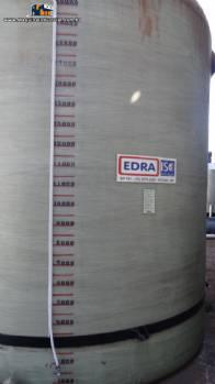 Tanque reservatório fibra de vidro 25.000 L