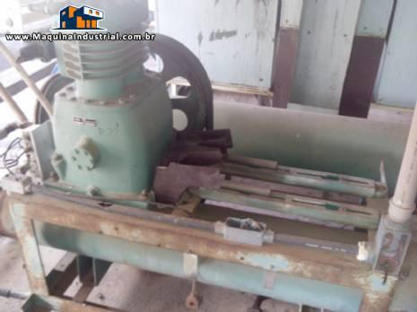 Unidade Bitzer para condensador