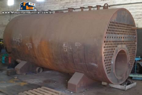 Caldeira á vapor para 12.000 kg / h SFW