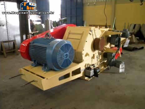 Picador biomassa Probat Leogap