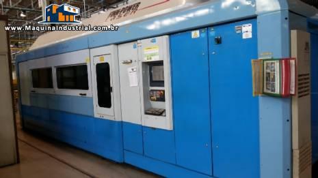 Maquina de corte a laser Prima Power FPL 6 BL