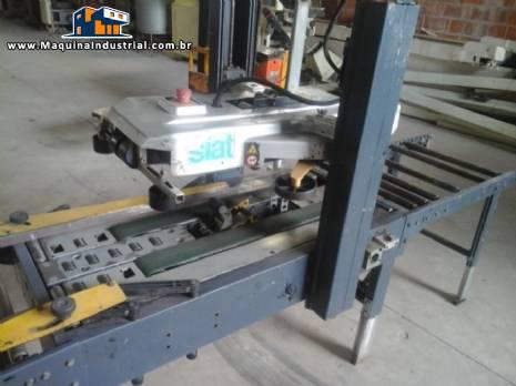 Fechadora seladora de caixa SIAT