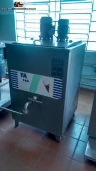 Tina de aquecimento para sorvete 140 L R.Camargo