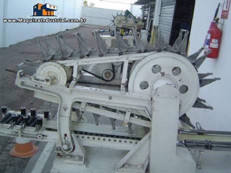 Linha para fabricação de sabão / sabonetes